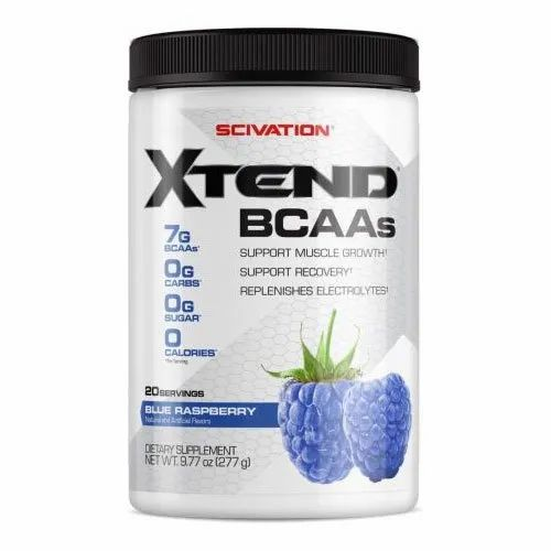 Scivation Xtend BCAA Muscle Supplement at Rs 1800/pack | Langar ...