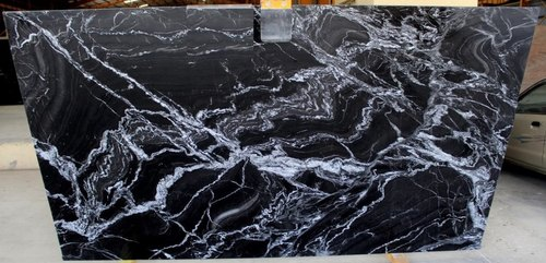 Silver Waves/ Black Forest Granite, Thickness: 15-20 mm
