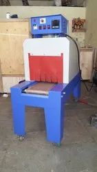 Stainlees Steel Shrink Wrapping machine