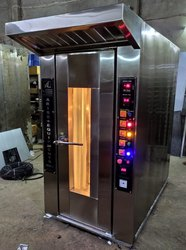 Commercial Rotary Oven