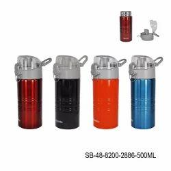 Stainless Steel Sipper Bottles-SB-48-500ml
