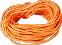 Orange Safety Polypropylene Rope