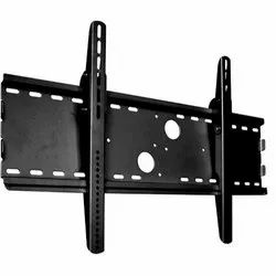 Black MS Wall Mount TV Stand, Size: 96 X 46 X 9.7 Cm