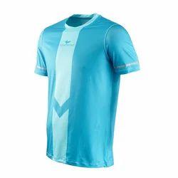 Round  Neck Half Sleeves Running T Shirt