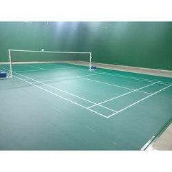 Indoor Vollyball Court Flooring