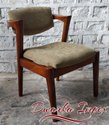 Dwarka Impex Brown Wooden Sofa Chair, For Home