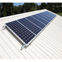 Goldi Green Roof Mounted Solar System for Residential, Capacity: 2-100 kW