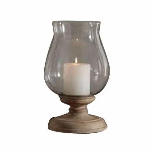 Candle Samadan Wood