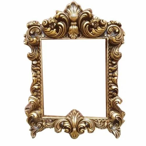 12x18 Inch Wooden Carving Mirror Frame For Decoration Rs 11000 Piece Id 21996472791