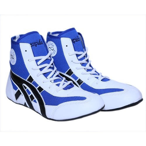 Mens High Ankle Kabaddi Shoes, Size: 4