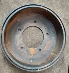 E-Tec Mahindra Bus Brake drum
