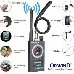 Rf Signal Detector Bug Anti-Spy Detector Camera Gsm Audio Finder