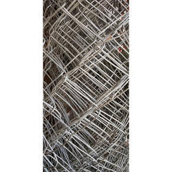 Galvanized Iron Chain Link Fence