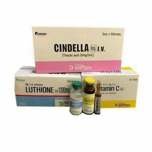 Cindella 1200mg Glutathione Injection
