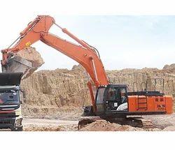 Heavy Duty Excavator Rental Services