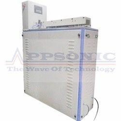 Ultrasonic Plastic Geyser Outerbody Welding Machine