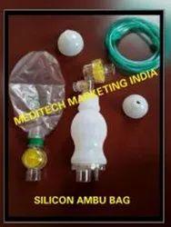 Silicon Resuscitators, Model: Resuscitator, for Hospital