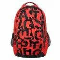 Polyester Backpack With Rain Cover - College/travel/casual Bag 30 L Laptop Backpack