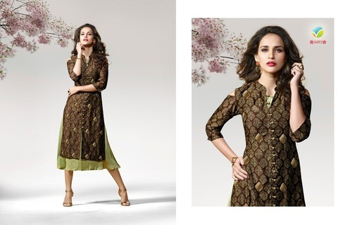 494c0f28fd Vinay Fashion Tumbaa Twinkle Kurti at Rs 595 /piece | Vtm Market ...