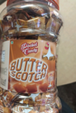 Butter Scotch Toffee