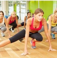 Fitness Club Service