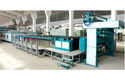 Automatic Multicolor Fabric Printing Machine, Capacity: 1-50 Pieces/hour