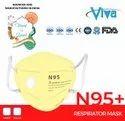 N95 KN95 FFP2 Respirator Mask ISI DRDO