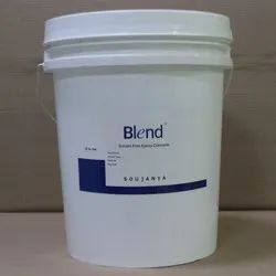 Blend 20 kg Solvent Free Epoxy Colorant, Packaging Type: Bucket