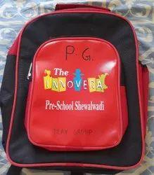 Unisex Polyester School Bag, Size/Dimension: 11*15 Inch