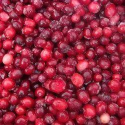 Frozen Cranberries Pulp