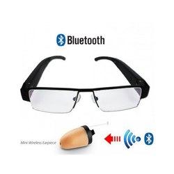 7c631f73c7 Spectacles Bluetooth Spy Earpiece