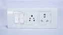 6AMP 2x1 Socket (3 Pin)