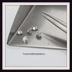 4.2mm 1ct DEF CVD & HPHT LAB Grown Polished Diamond