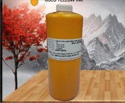 Golden Yellow INK