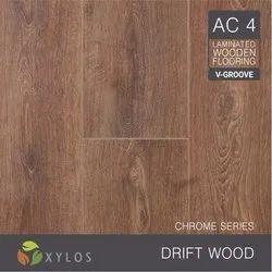 Driftwood Laminate Wooden Flooring