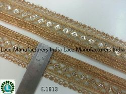 Fancy Embroidery Lace E1613