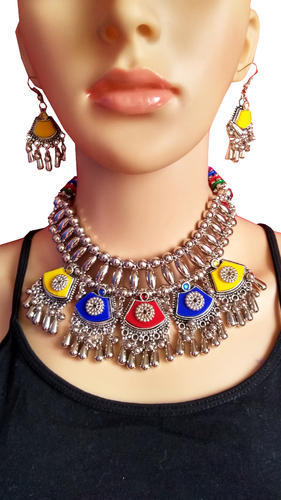 972b2d654b1 TRADITIONAL OXIDIZED JEWELRY - Navratri Special Oxidized Jewelry  Manufacturer from Vadodara