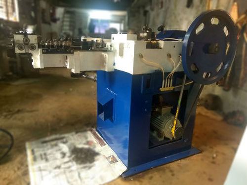 High Speed Wire Nail Machine At Rs 150000 Unit Wire