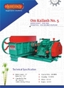 Sugarcane Crusher NO.5 King Size