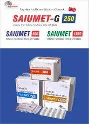 Metformin 500mg SR