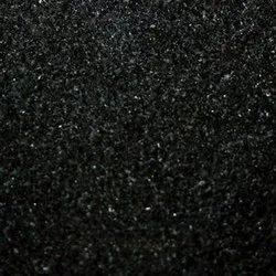 Thick Slab Zet Black Granite Slab, for Flooring, Thickness: 15-20 mm