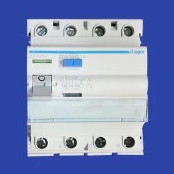 Hager Residual Circuit Breaker(RCCB/ELCB) 63AMP 4 POLE 100MA ... on electrical plug wiring, three prong plug wiring, garage lighting circuit wiring,