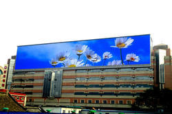 P4 Outdoor LED Video Wall