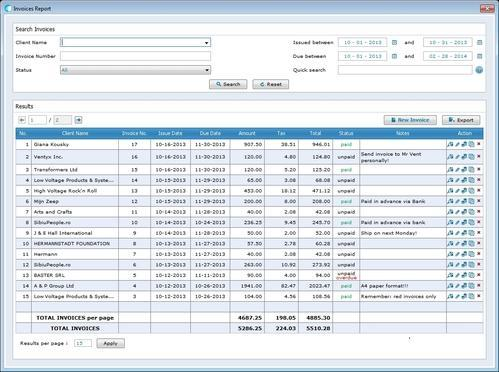 Invoice Billing Software At Rs Piece Invoicing Software - Online invoicing software