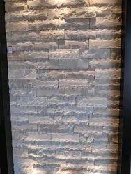 Plain Stone cladding