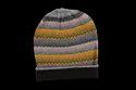 Striped Woolen Ladies Designer Winter Cap, Packaging Type: Poly Bag