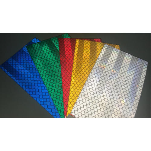 High Intensity Prismatic Reflective Sheet Intensity