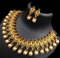 Sapna Fx Kemp Temple Jewellery Sets