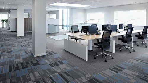 Office Vinyl Flooring At Rs 35 Square Feet Vinyl