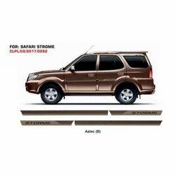Tata Safari Strome Car Graphic